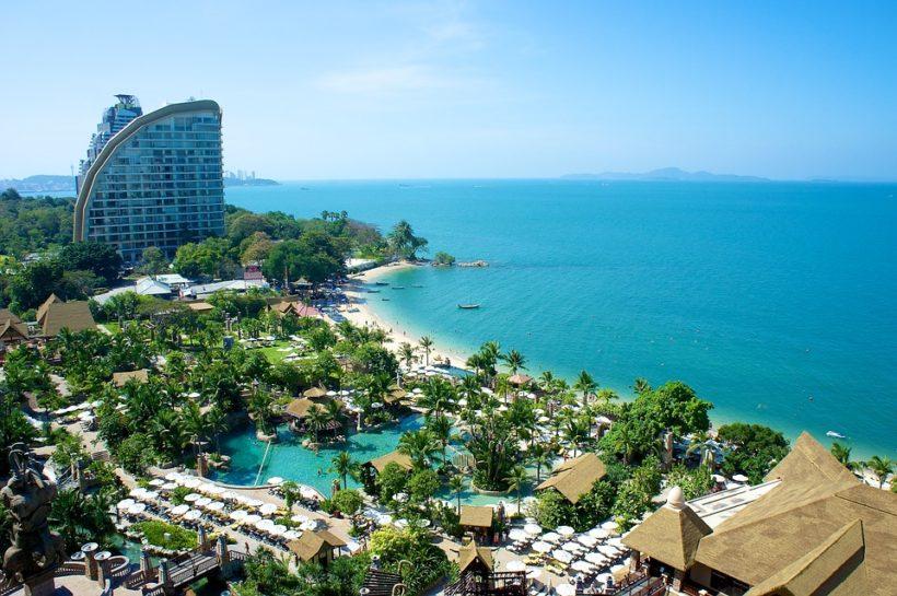 lieu paradisiaque en thailande
