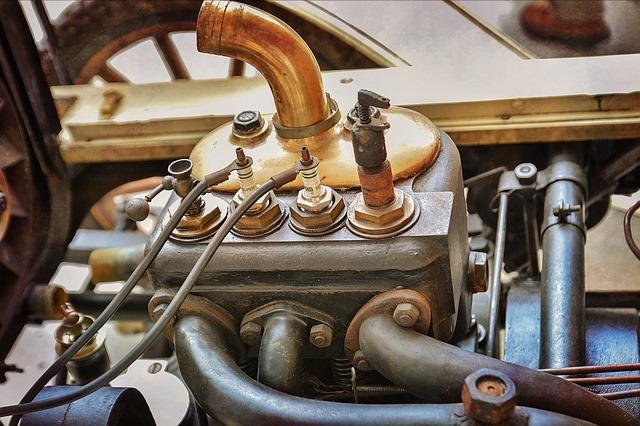 bloc moteur voiture