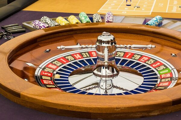 roulette sur les casinos e ligne